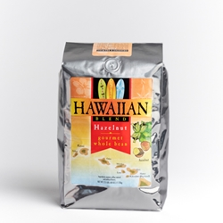 Hawaiian Blend Hazelnut - Whole Bean